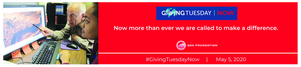 Giving Tuesday Now: We are called to make a difference.