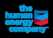 Chevron: Human Energy Company logo